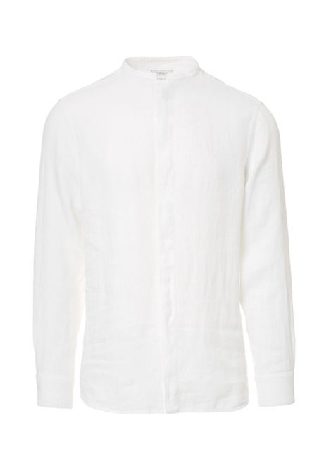 Camicia con collo alla coreana PAOLO PECORA | Camicie | G111 36061101
