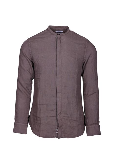 Shirt with mandarin collar PAOLO PECORA | Shirts | G111 36062186