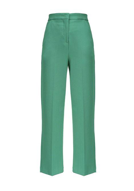 English turn fabric pants PINKO | Trousers | 1B13PK-4575V23