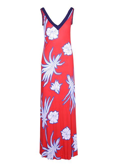 LONG JERSEY DRESS PINKO | Dresses | 1G142R-7402RE3