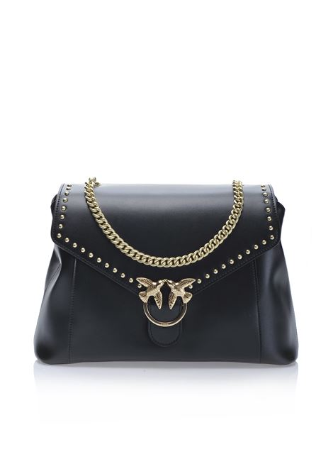 BORSA TOP HANDLE SIMPLY IN PELLE. PINKO | Borse | 1P21B4-Y5EUZ99