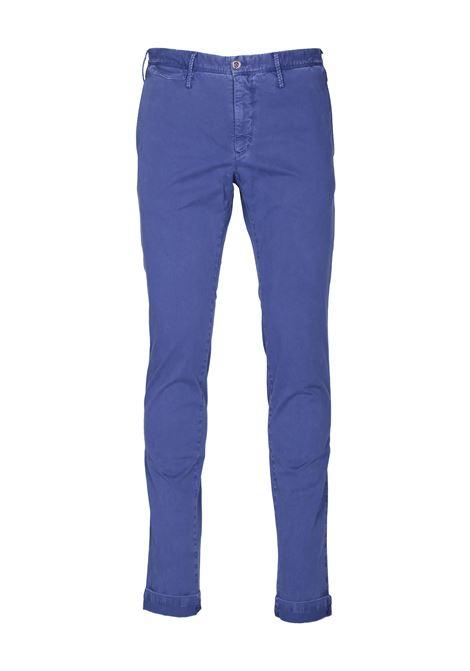Pantalone tinto superslim PT01 | Pantaloni | CO-DTTMZ1 0WOL NU010340