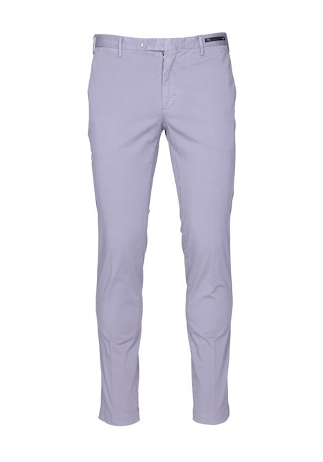Skinny fit trousers. PT01 PT01 | Trousers | CO-KTZEZ1 0CL1 NT220333