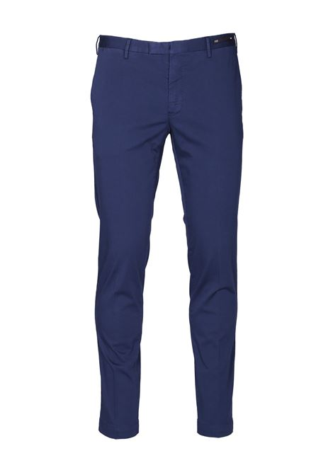 Skinny fit trousers. PT01 PT01 | Trousers | CO-KTZEZ1 0CL1 NT220360