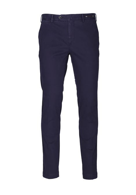 Skinny fit trousers. PT01 PT01 | Trousers | CP-KL01Z0 0MA2 TU640360