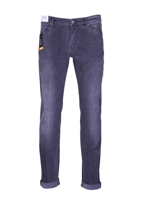 PANTALONI DENIM SUPER SLIM PT05 | Pantaloni | C5-DJ05Z10MIN OA22MD74