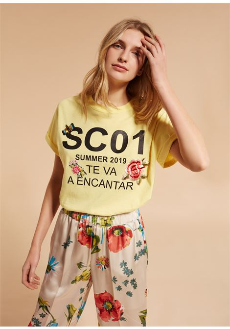 SEMICOUTURE | T-shirt | S9PJ50A78-0