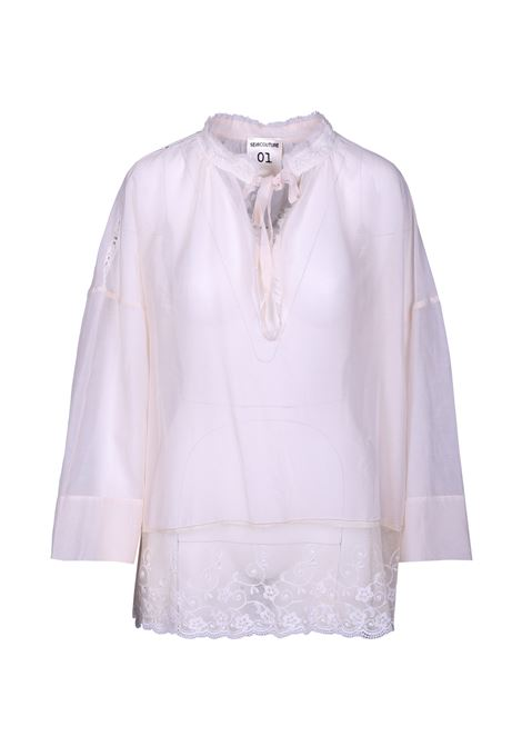 Katherine blouse SEMICOUTURE |  | Y9PI02A16-0