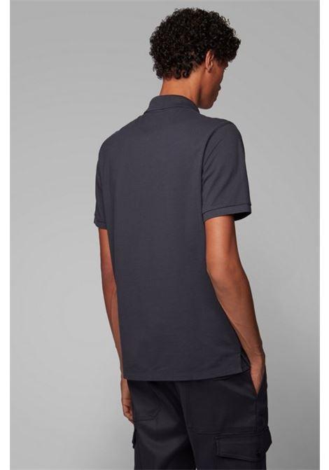 Regular-fit polo pallas - dark blue BOSS | Polo Shirts | 50303542402
