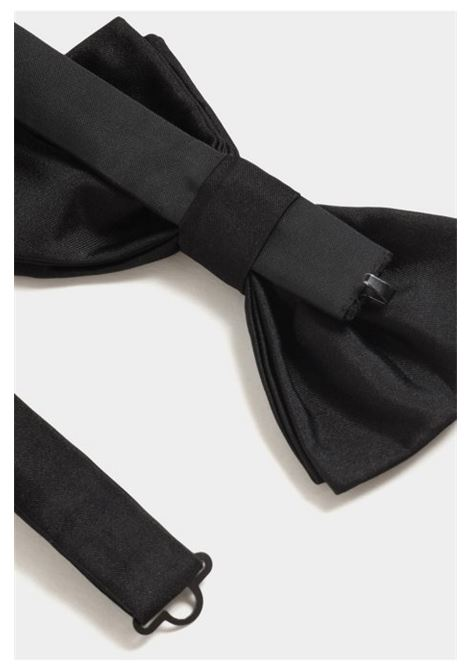 Set composto da papillon e fusciacca in seta BOSS | Cravatte | 50307920001