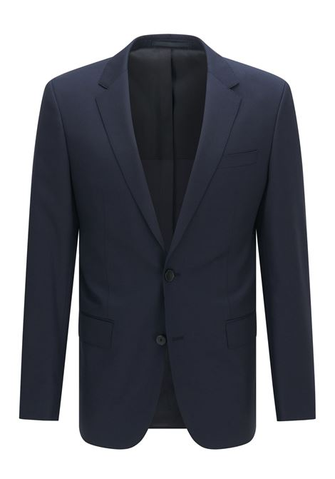 Giacca slim fit hayes - blu BOSS | Giacche | 50318498401