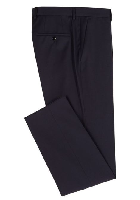 Slim fit pants in pure new wool BOSS | Trousers | 50318499C401