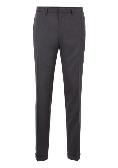Extra-slim-fit trousers in virgin wool BOSS | Trousers | 50320555021