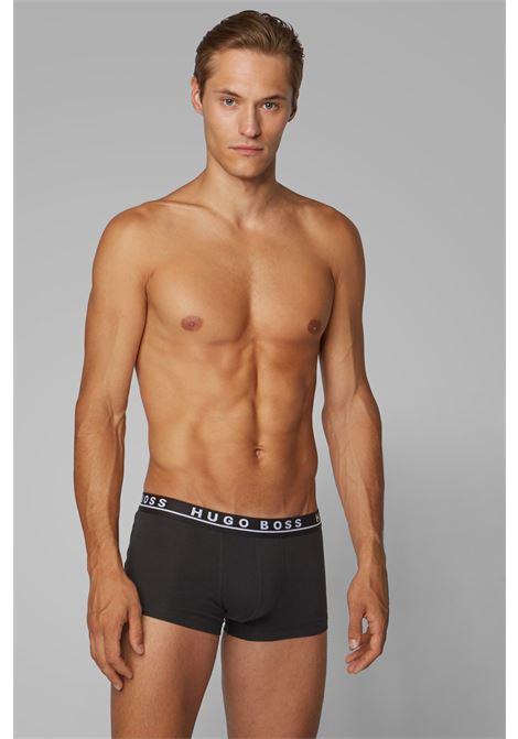 Stretch cotton boxer in triple pack BOSS | Bodywear | 50325403001