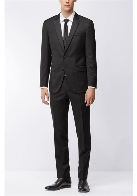 Giacca slim fit hence - nero BOSS | Giacche | 50375810001