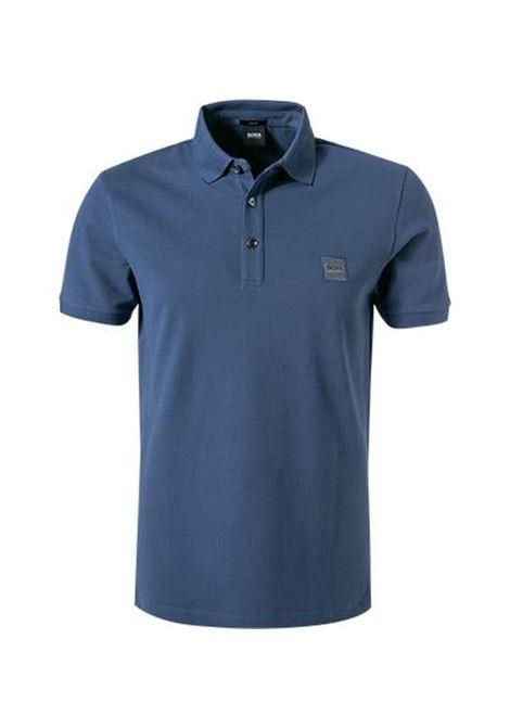 Polo passenger - navy BOSS | Polo Shirts | 50378334414