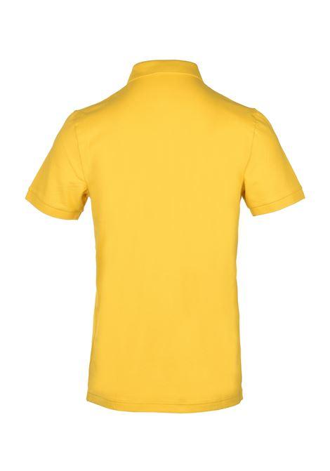 Polo passenger slim fit - giallo BOSS   Polo   50378334723