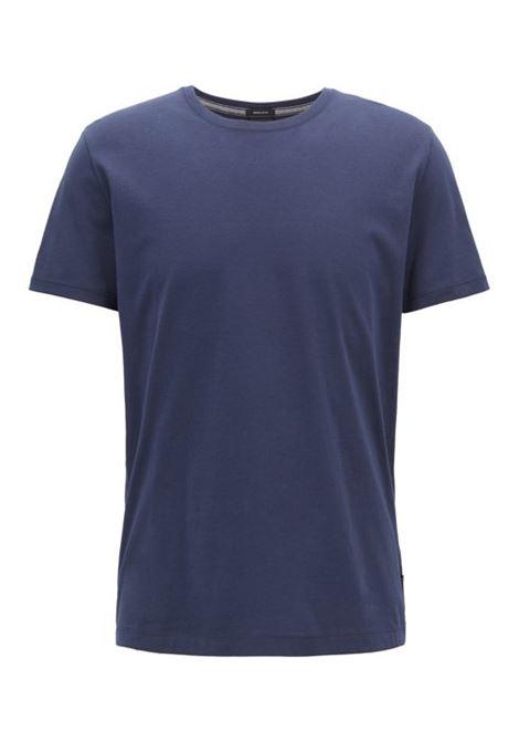 T-shirt regular fit in morbido cotone BOSS | T-shirt | 50379310410