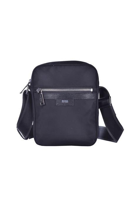 Meridian shoulder bag - black BOSS | Bags | 50407149001