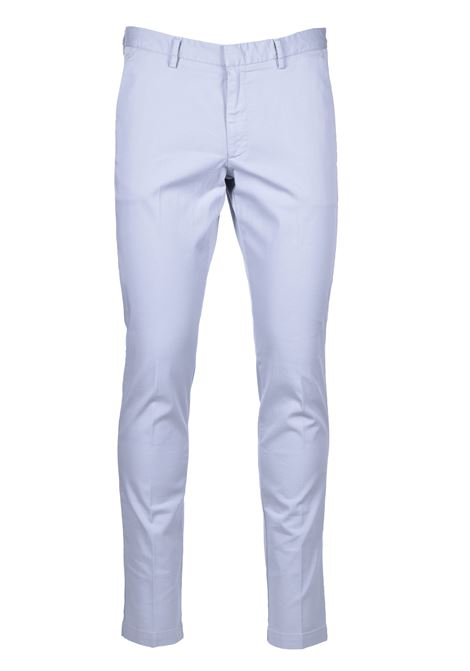 Slim-fit chinos in stretch-cotton gabardine BOSS | Trousers | 50410310050