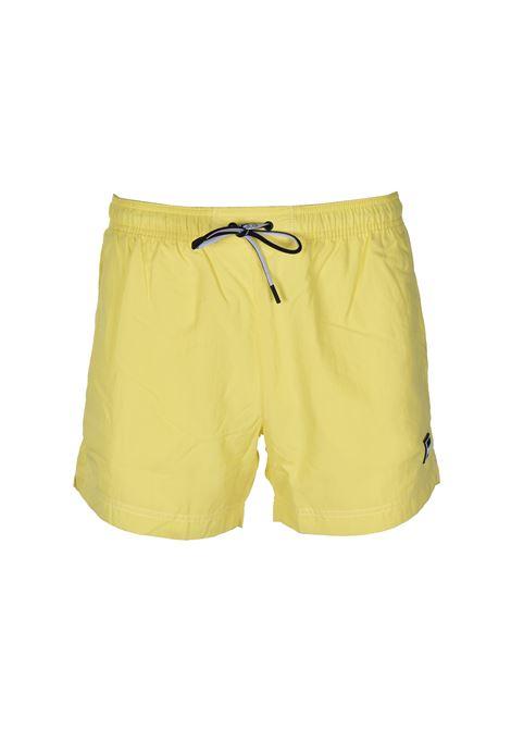 Tuna Quick-drying swim shorts - Light pastel yellow BOSS | Swimwear | 50425557744
