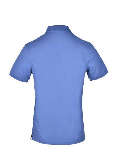 Polo pallas regular-fit two-button - open blue BOSS   Polo Shirts   50425985479