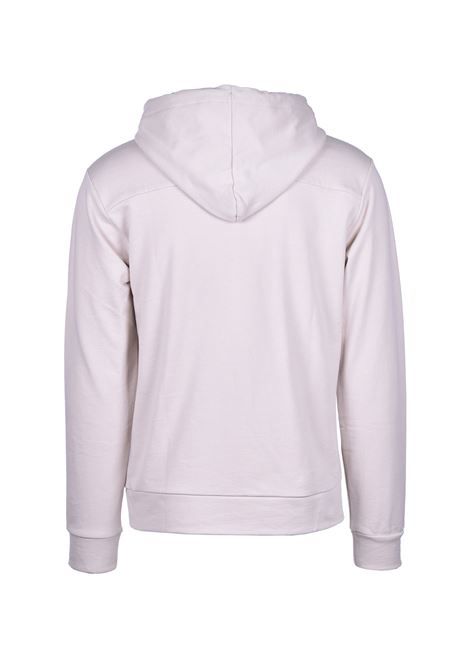 Relaxed-fit sweatshirt with printed hood lining BOSS | Sweatshirt | 50426014052