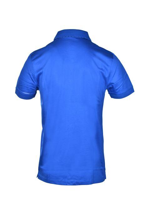Penrose cotton polo - Medium blue BOSS | Polo Shirts | 50426057426