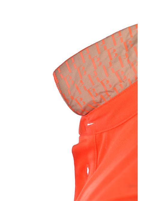 polo penrose con logo sul colletto - arancione BOSS | Polo | 50426057820