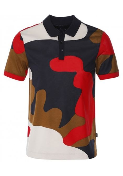 polo perlay in camoufflage BOSS | Polo Shirts | 50426058402