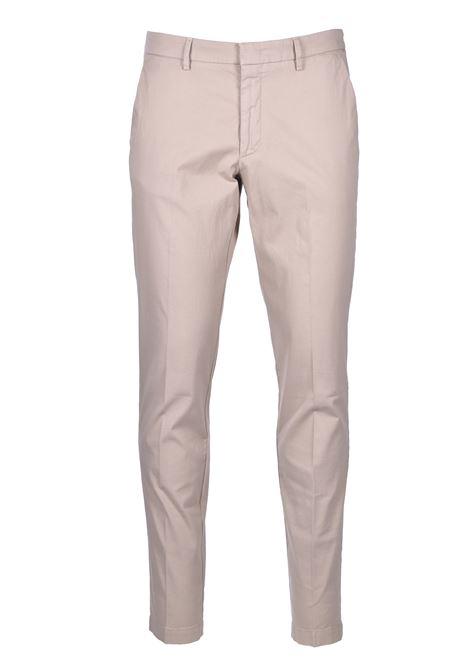 Pantaloni slim fit in jacquard di cotone elasticizzato BOSS | Pantaloni | 50426114275