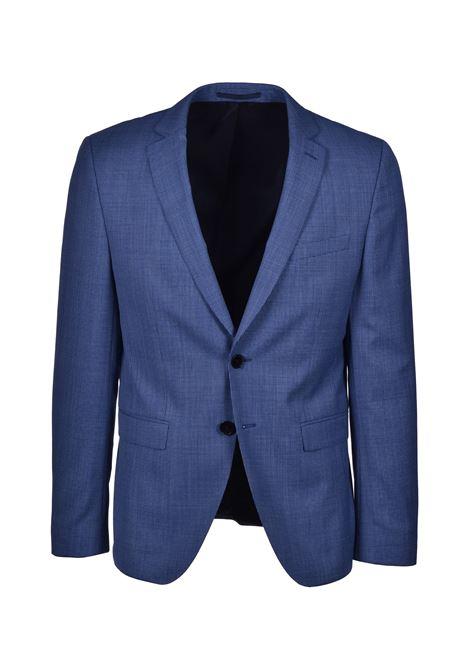 reymond giacca in lana vergine extra-slim con stretch naturale - blu BOSS | Giacche | 50427154479