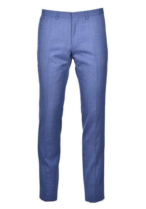 Extra-slim-fit pants in virgin-wool serge BOSS | Trousers | 50427172479