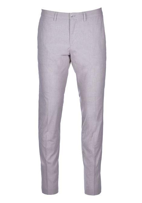 Pantaloni wylson-w extra slim - grigio chiaro BOSS | Pantaloni | 50427200050