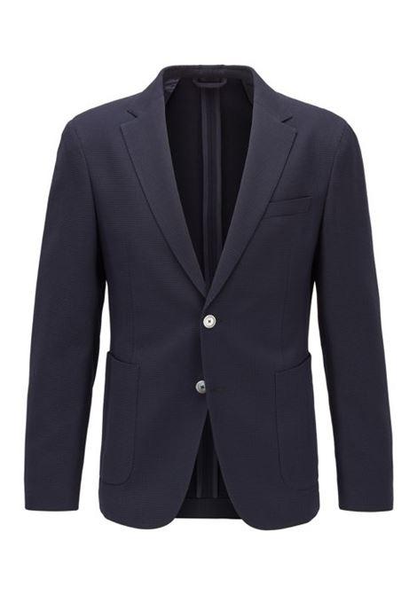 Slim-fit jacket nold - dark blue BOSS   Blazers   50427213402
