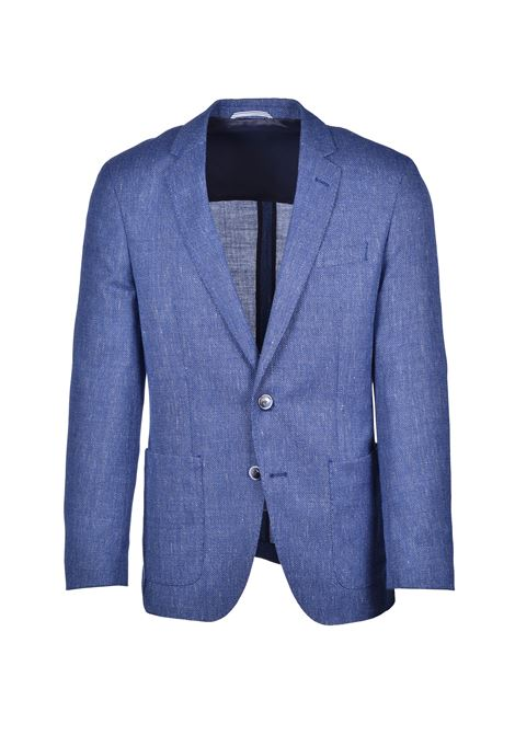 Giacca slim fit Haylon - blue BOSS | Giacche | 50427294407