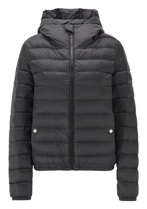 Hooded down jacket with water-repellent outer BOSS | Jackets | 50428366001