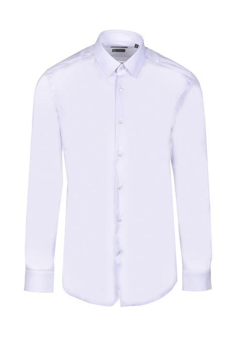 Isko classic long sleeves shirt - white BOSS | Shirts | 50428470100