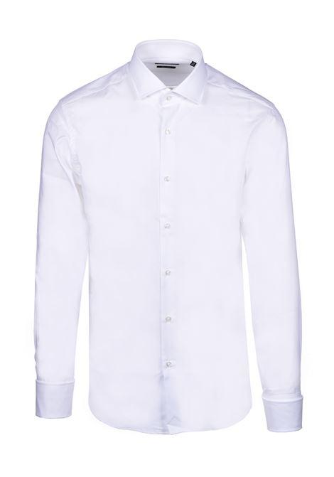gardner Classic twin cuff shirt - white BOSS | Shirts | 50430433100