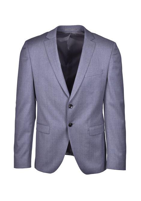 reymond wenten Men's extra slim fit suit in virgin wool - Light grey BOSS | Dresses | 50434009032