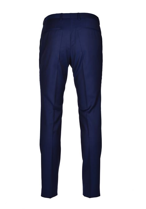reymond wenten Men's extra slim fit suit in virgin wool - Dark Blue BOSS | Dresses | 50434009401