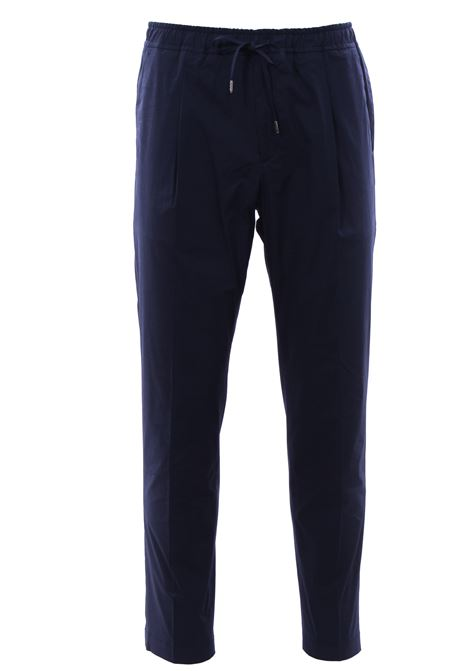 Stretch cotton trousers BRIGLIA | Trousers | WIMBLEDON 3205811