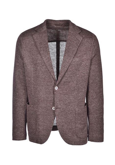 Men's blazer in linen - brown CIRCOLO 1901 | Blazers | CN26901653