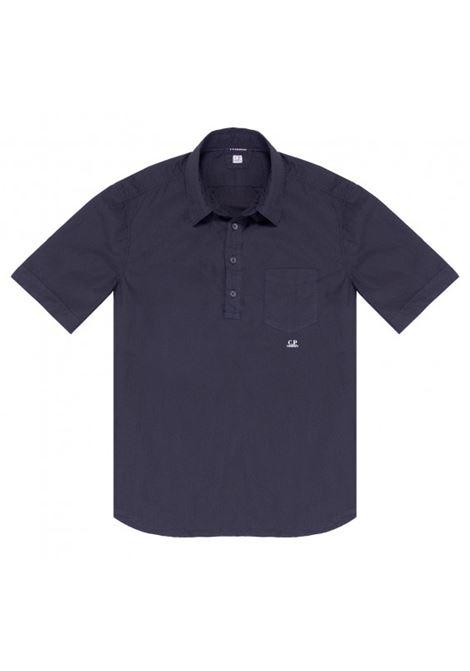 Short sleeve polo shirt C.P. COMPANY | T-shirts | 08CMSH161A-005328G888
