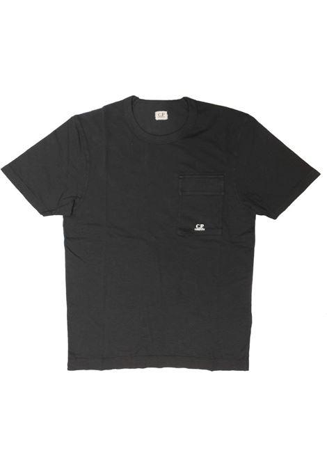 T-shirt man in light cotton C.P. COMPANY | T-shirts | 08CMTS300A-005433O999
