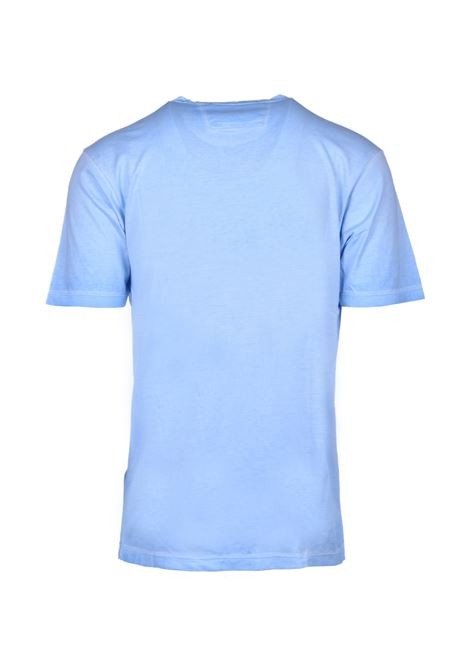 Re-colour T-shirt in jersey di cotone makò - riviera C.P. COMPANY | T-shirt | 08CMTS304A000444S818