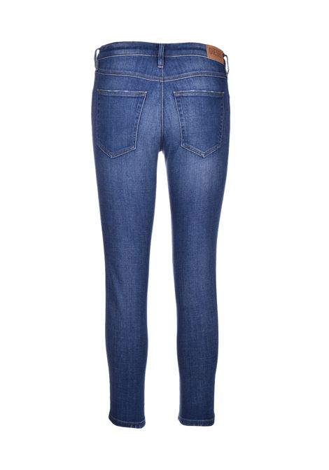 babhila slim jeans - medium blue DIESEL | Pants | 00S7LX 0098Z01