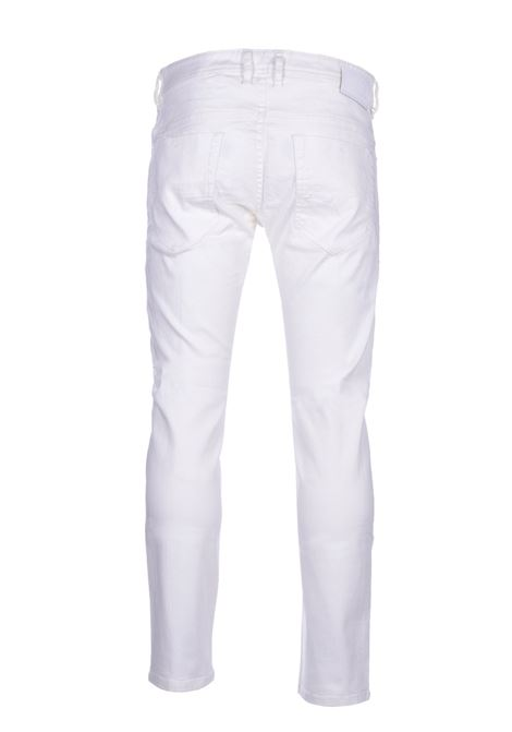 Thommer-x jeans - white DIESEL | Trousers | 00SB6C 069JU100