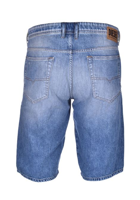 Ripped thoshort bermuda - light blue DIESEL | Bermuda | 00SD3U 069LP01
