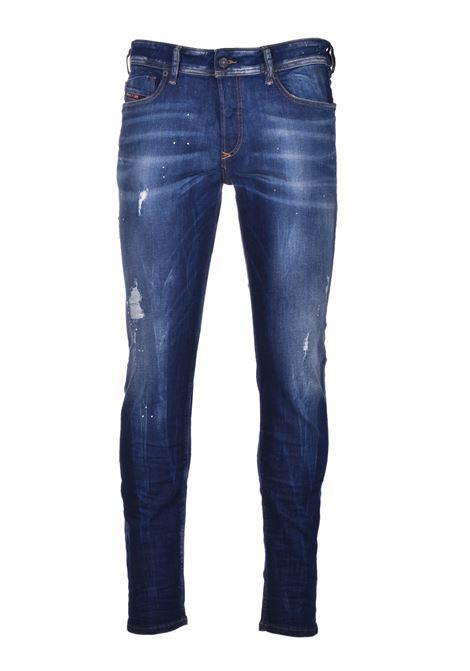 Sleenker jeans-x l.30 - dark blue DIESEL | Jeans | 00SWJE 0097L01